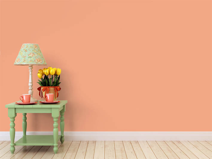 Interiérová barva odstín APRICO 115