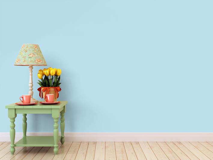Interiérová barva odstín ARCTIS 120