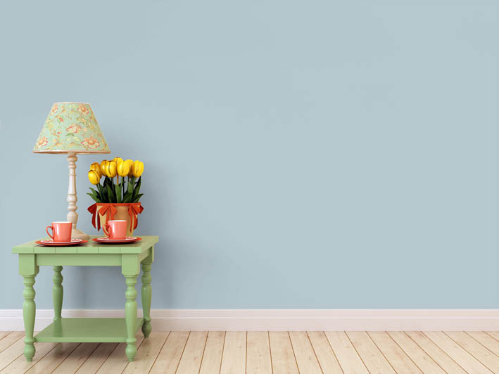 Interiérová barva odstín ARCTIS 80