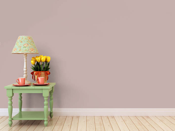 Interiérová barva odstín BORDEAUX 20