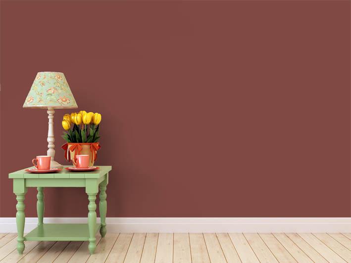 Interiérová barva odstín BORDEAUX 35