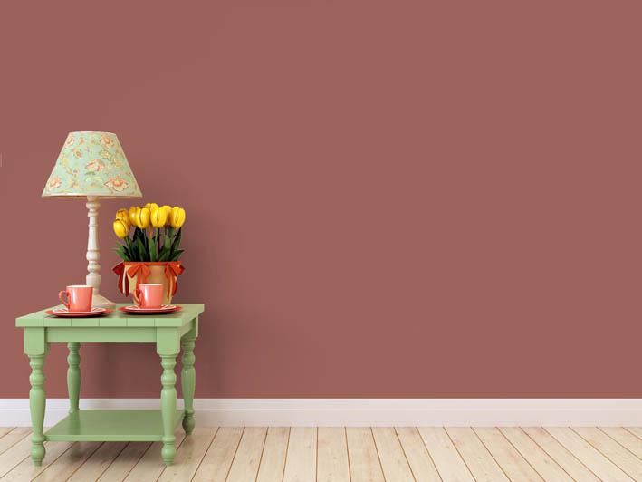 Interiérová barva odstín BORDEAUX 40