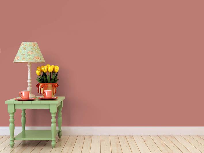 Interiérová barva odstín BORDEAUX 50