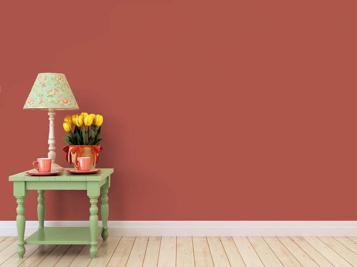 Interiérová barva odstín BORDEAUX 70