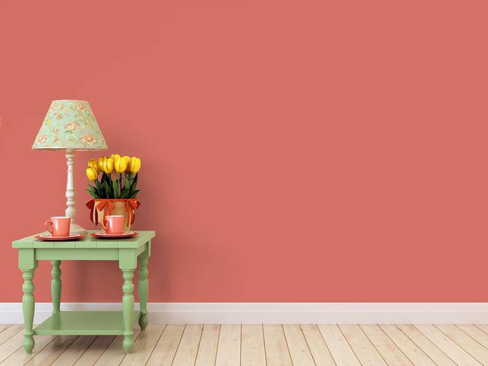 Interiérová barva odstín BORDEAUX 80