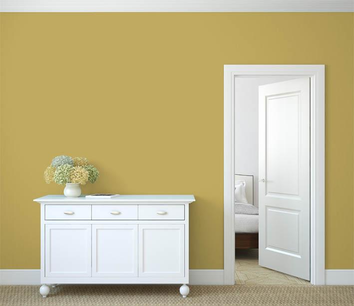 Interiérová barva odstín CURRY 100