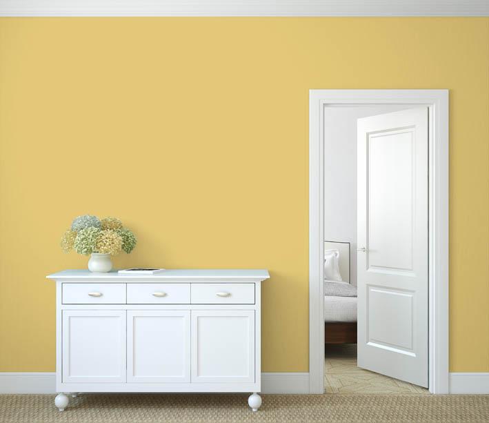 Interiérová barva odstín CURRY 105