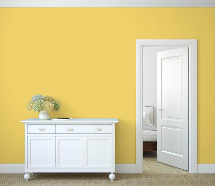 Interiérová barva odstín CURRY 135