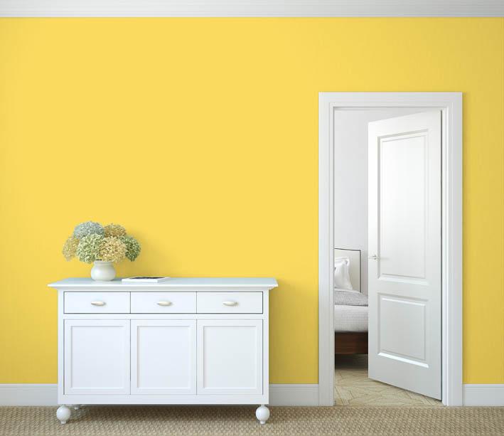 Interiérová barva odstín CURRY 140
