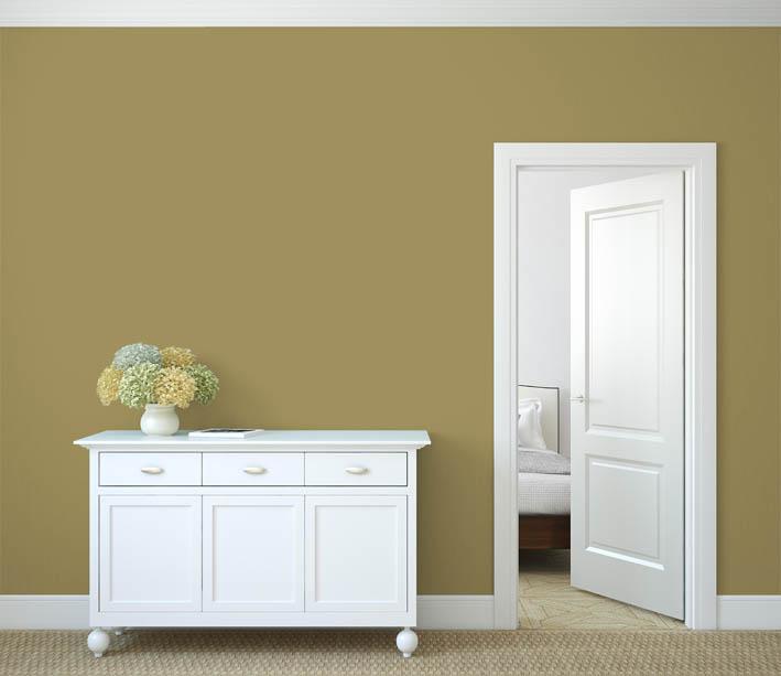 Interiérová barva odstín CURRY 35