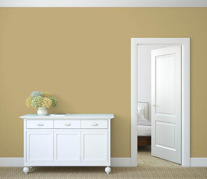 Interiérová barva odstín CURRY 40