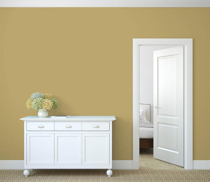 Interiérová barva odstín CURRY 65