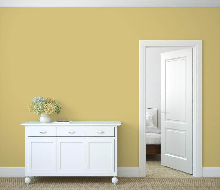 Interiérová barva odstín CURRY 70