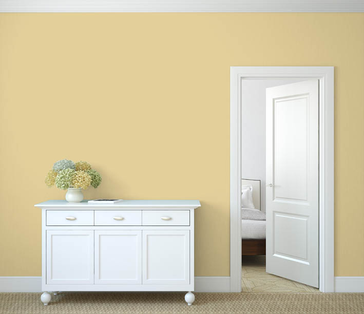 Interiérová barva odstín CURRY 75