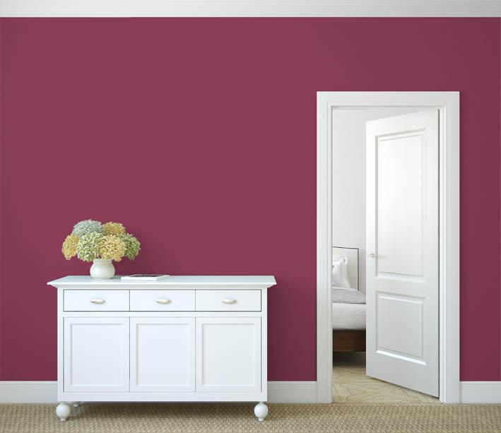 Interiérová barva odstín FLAMENCO 125