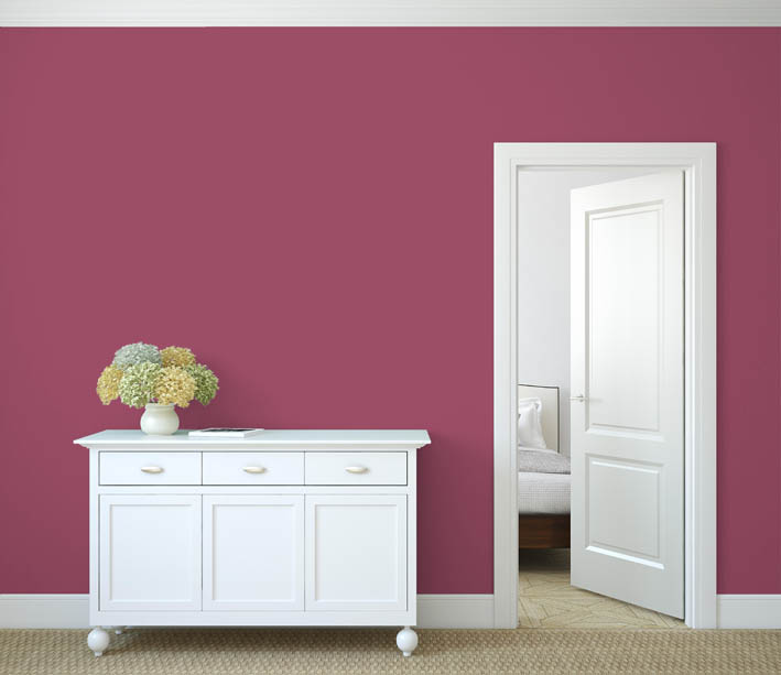 Interiérová barva odstín FLAMENCO 130