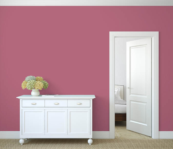 Interiérová barva odstín FLAMENCO 135