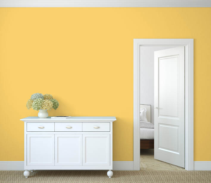 Interiérová barva odstín GINSTER 140
