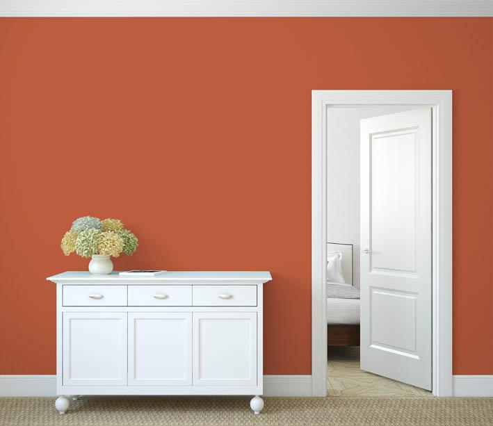 Interiérová barva odstín LACHS 100