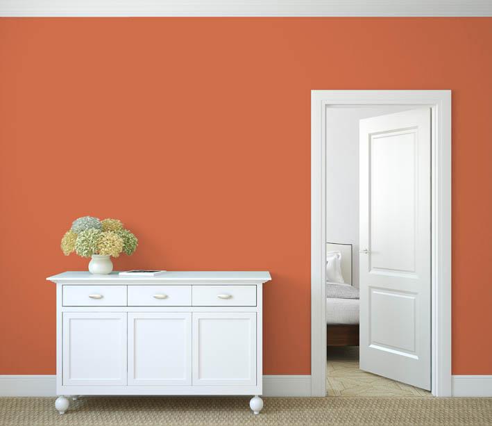 Interiérová barva odstín LACHS 105