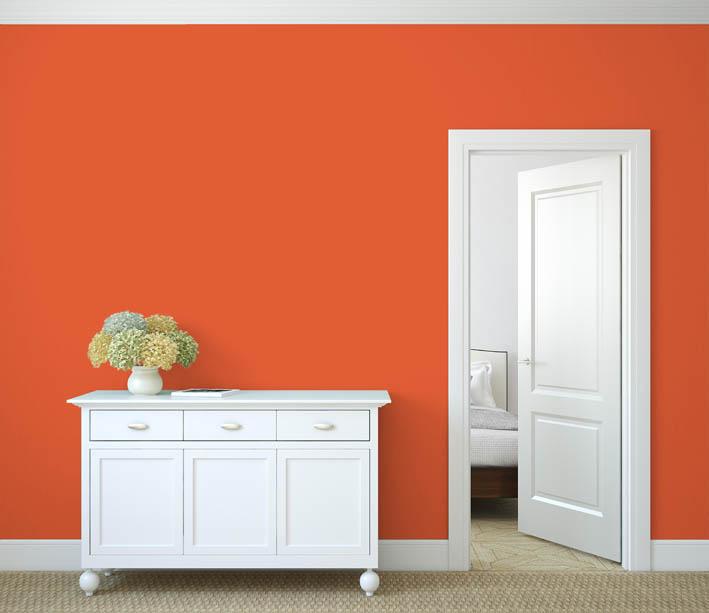 Interiérová barva odstín LACHS 110