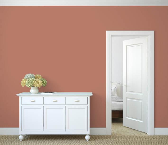 Interiérová barva odstín LACHS 35