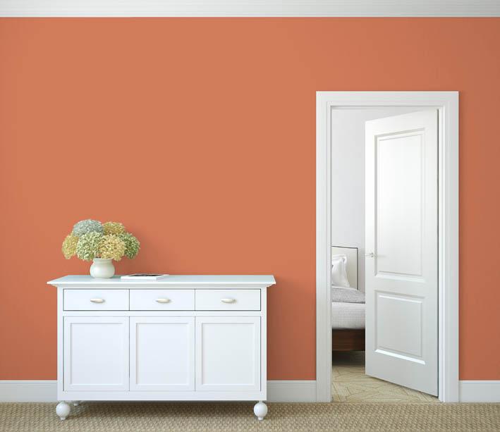 Interiérová barva odstín LACHS 70