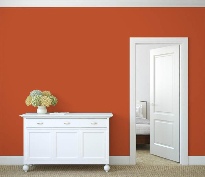 Interiérová barva odstín LACHS 95