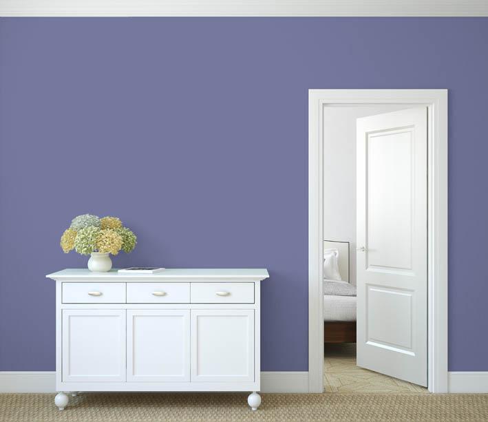 Interiérová barva odstín LAVENDEL 100