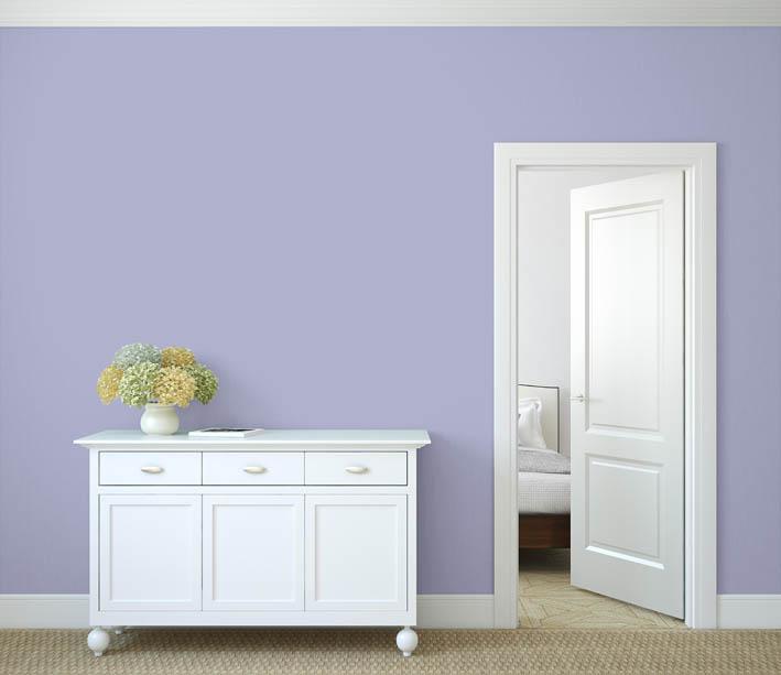 Interiérová barva odstín LAVENDEL 105