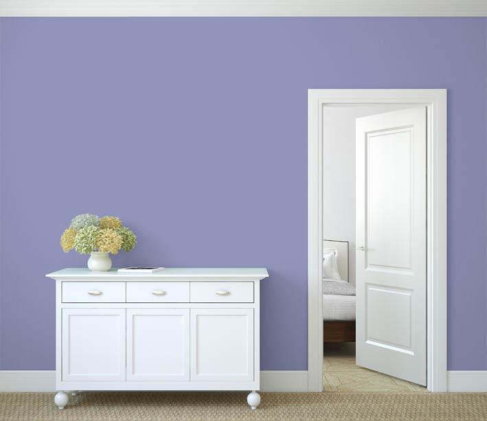 Interiérová barva odstín LAVENDEL 125