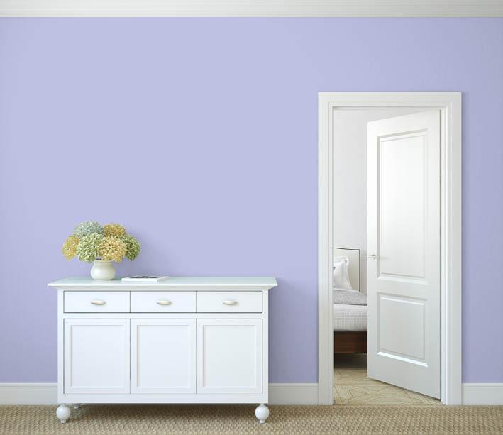 Interiérová barva odstín LAVENDEL 140