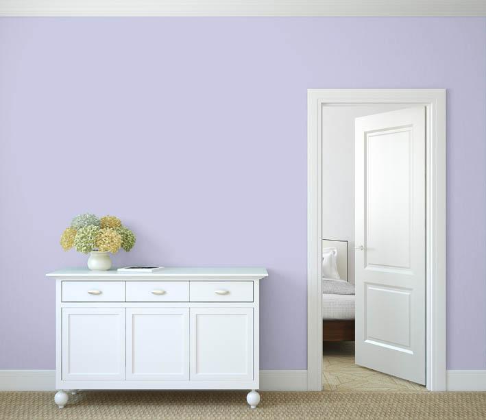 Interiérová barva odstín LAVENDEL 145