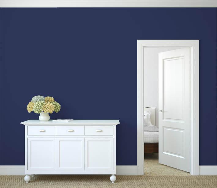 Interiérová barva odstín LAVENDEL 155