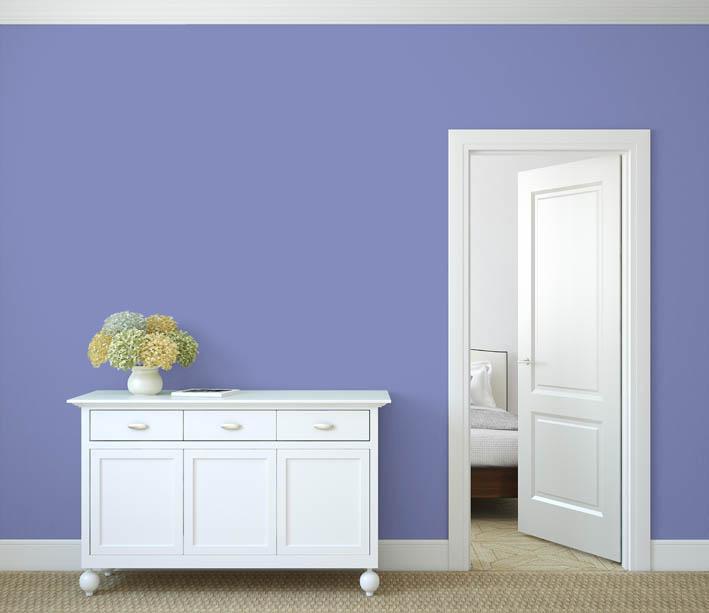 Interiérová barva odstín LAVENDEL 180