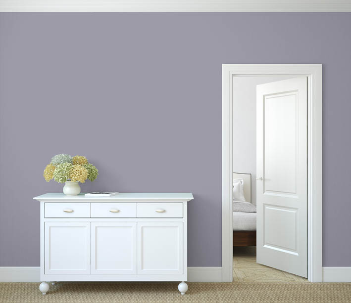 Interiérová barva odstín LAVENDEL 50
