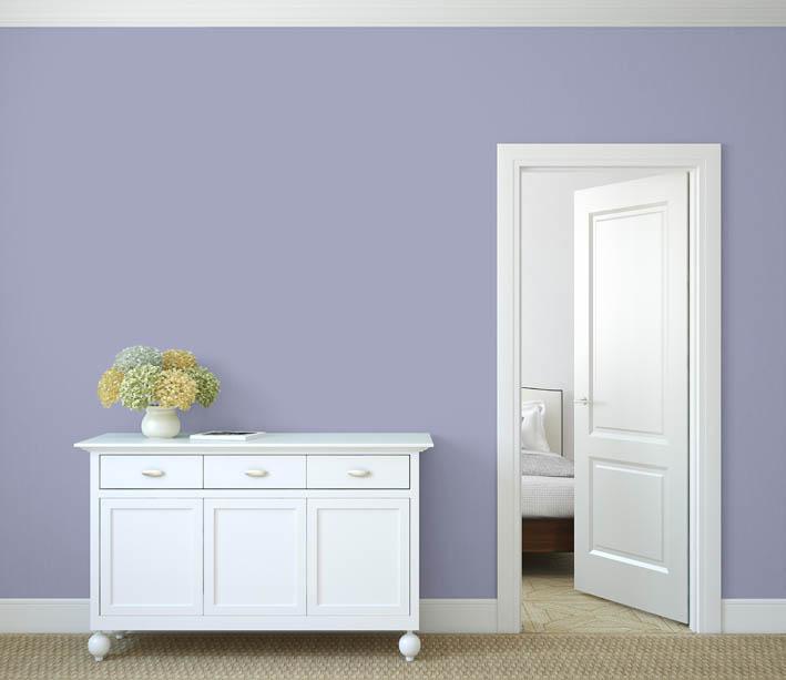 Interiérová barva odstín LAVENDEL 90