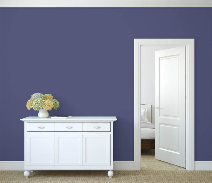 Interiérová barva odstín LAVENDEL 95