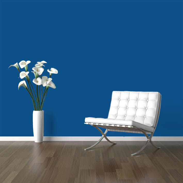 Interiérová barva odstín LAZUR 185