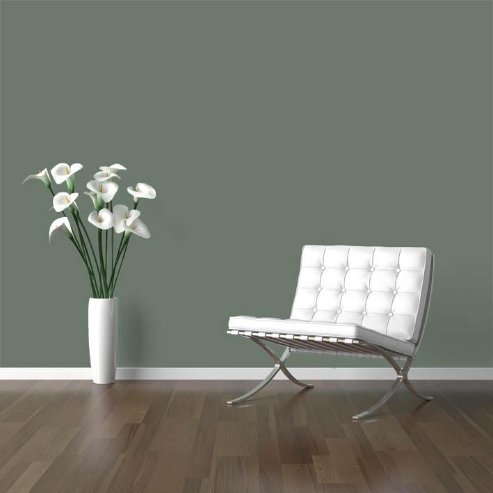 Interiérová barva odstín MINT 35
