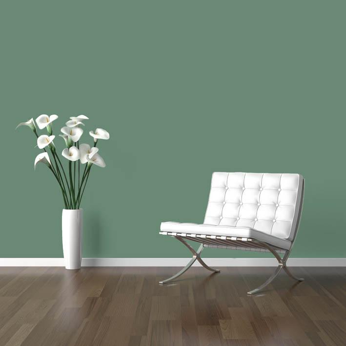 Interiérová barva odstín MINT 40