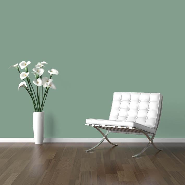 Interiérová barva odstín MINT 45