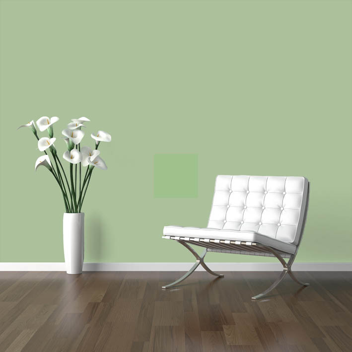Interiérová barva odstín OASE 110