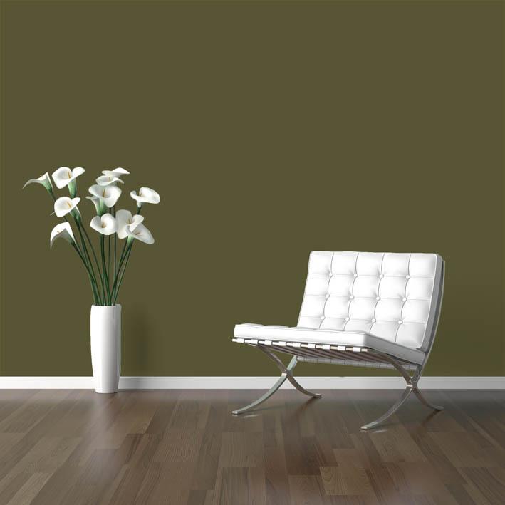 Interiérová barva odstín OLIV 15