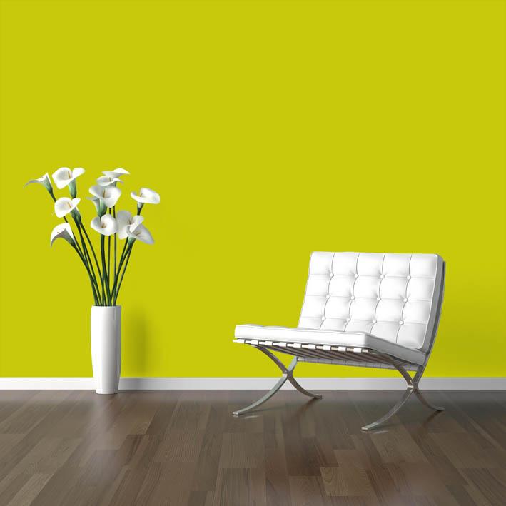 Interiérová barva odstín OLIV 30