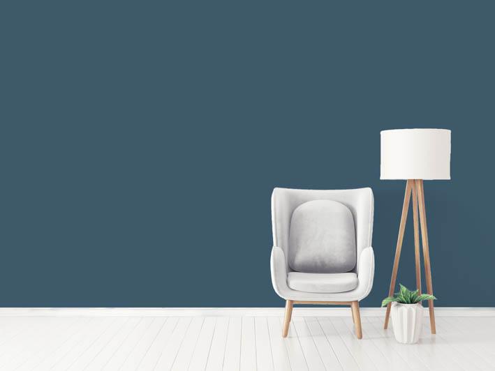 Interiérová barva odstín PACIFIC 100