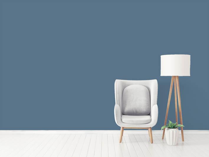 Interiérová barva odstín PACIFIC 135
