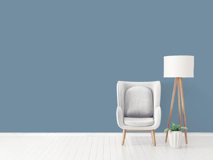 Interiérová barva odstín PACIFIC 140
