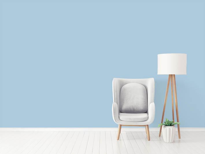 Interiérová barva odstín PACIFIC 150