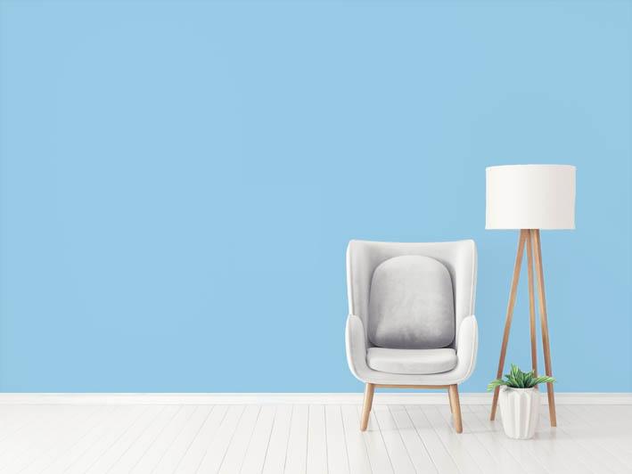 Interiérová barva odstín PACIFIC 180
